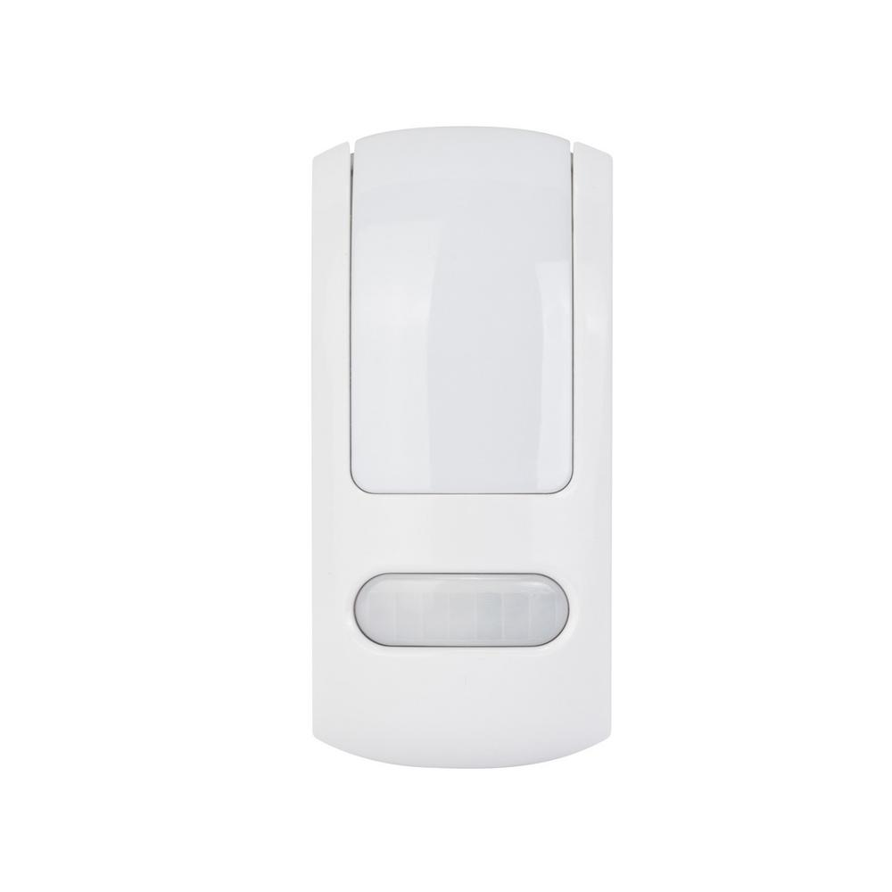 LED Slim Profile Night Light with Motion Sensor