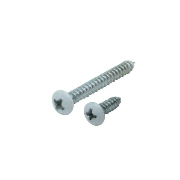 #12 x 1-1/4 in. and #10 x 3/4 in. Phillips Pan Drywall Screw Kit (12-Pack)