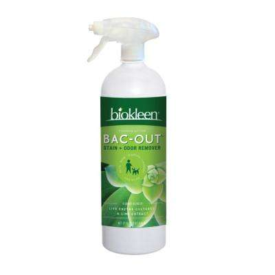 Bac-Out Stain with Odor Remover Foam Spray