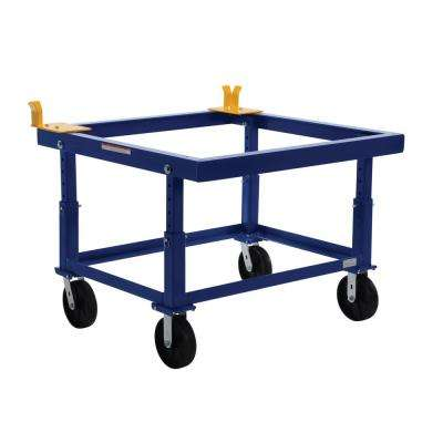 4,000 lb. Capacity Transporter with Tilt and Adjustable Height