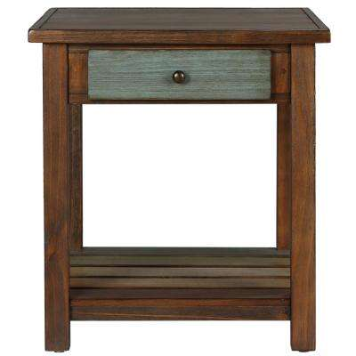 Tahoe Espresso End Table