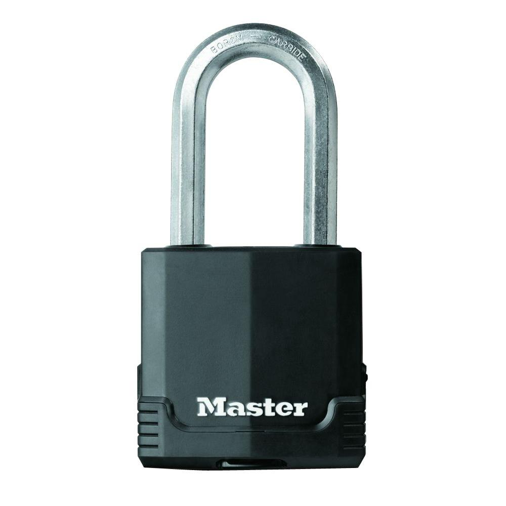 2 in. Magnum with 2 in. Shackle Covered Laminated Padlock