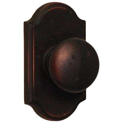 Molten Bronze Oil-Rubbed Bronze Premiere Passage Hall/Closet Wexford Door Knob