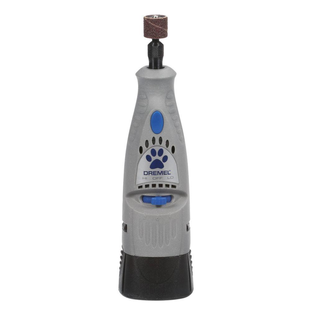 Dremel 7300 Series 4.8 Volt NiCad Variable Speed Cordless Pet Nail ...