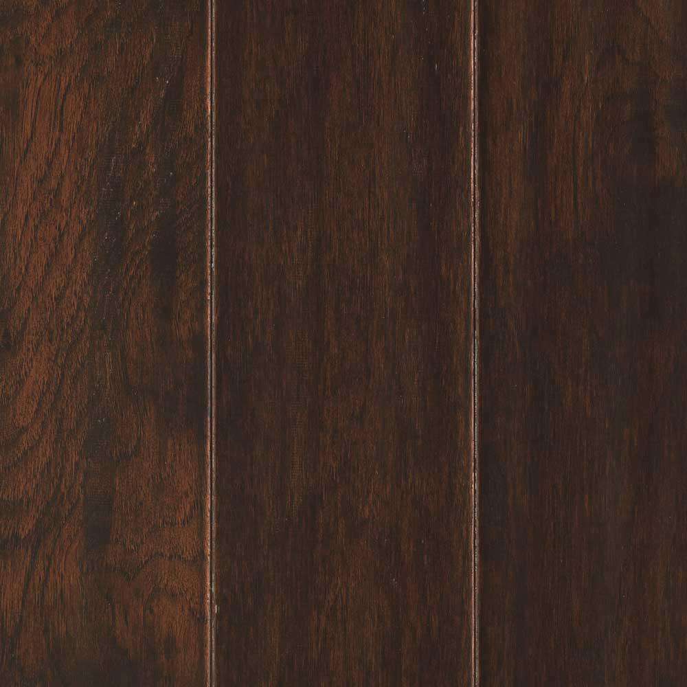 Mohawk Chocolate Hickory 3 8 In T X 5 W Random