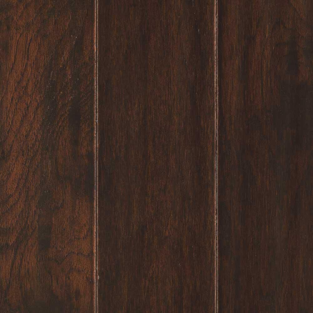Mohawk Hickory Brown Engineered Hardwood Hardwood Flooring