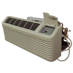 Amana 7,600 BTU R-410A Packaged Terminal Heat Pump Air Conditioner + 3.5 kW... from Packaged Sandpaper