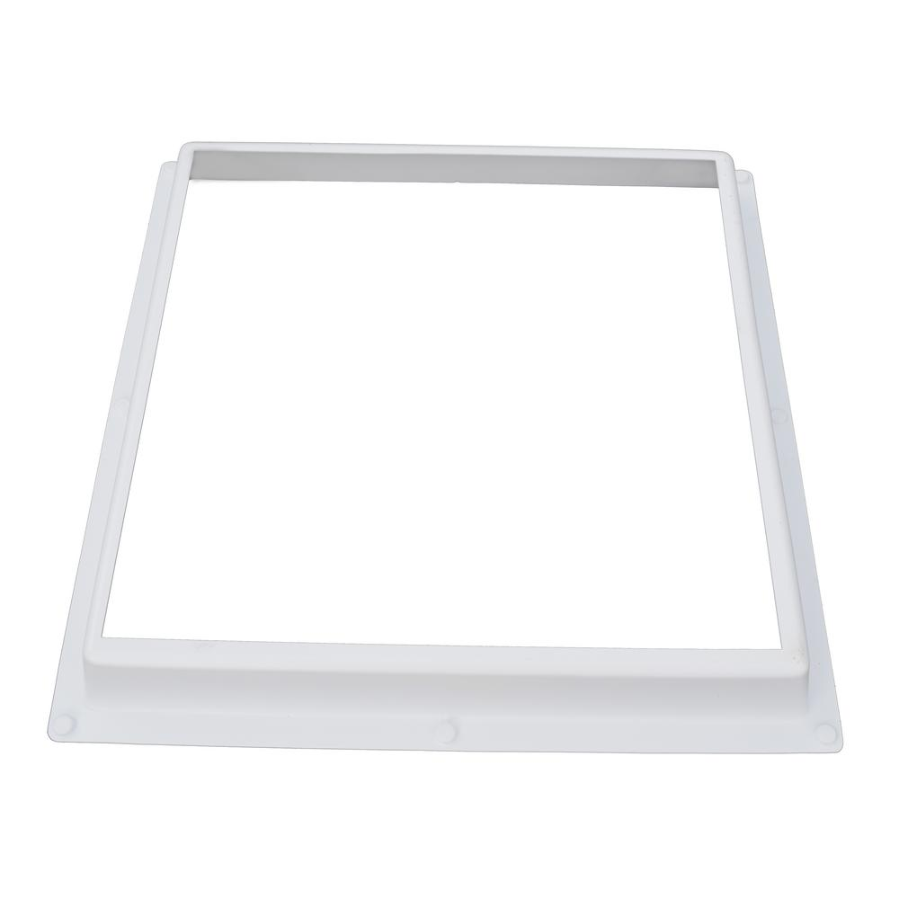 Commercial Dust Deflector Cover for 24 in. x 24 in. Diffuser