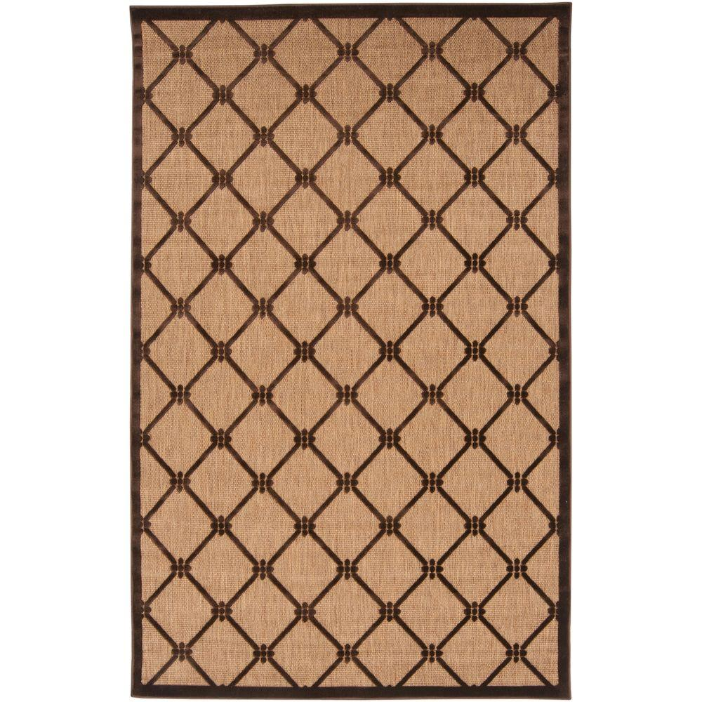 Artistic Weavers xalapa Natural 4 ft. x 6 ft. Area Rug was $59.46 now $40.26 (32.0% off)