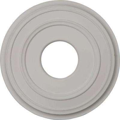 12-3/8 in. x 4 in. I.D. x 1-1/8 in. Classic Urethane Ceiling Medallion (Fits Canopies upto 7-1/4 in.)