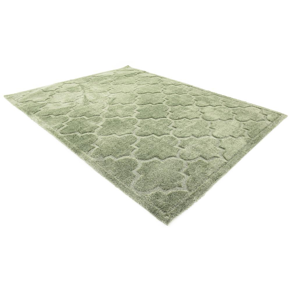 Green 9 X 12 Shag Area Rugs