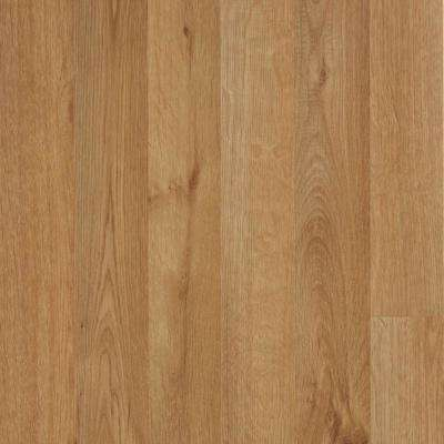 Take Home Sample - Willow Creek Collection Wheat Oak Laminate Flooring - 5 in. x 7 in.