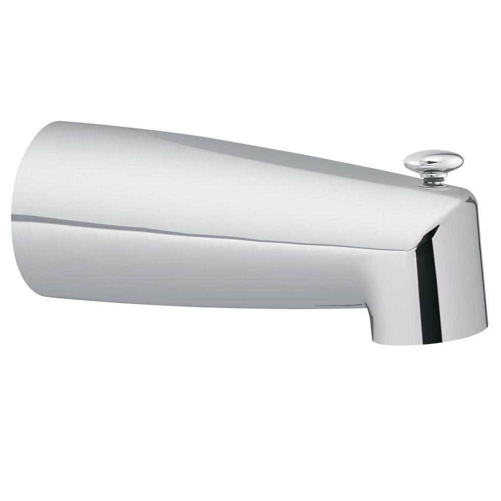 MOEN Diverter Tub Spout in Chrome