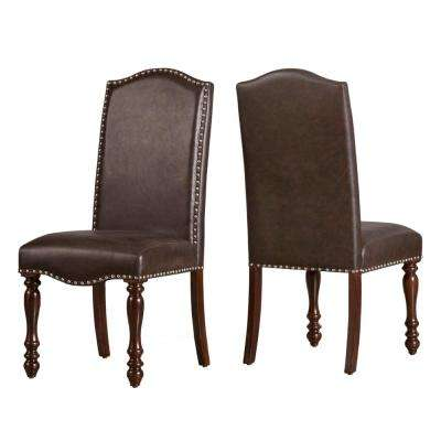 Madison Brown Dining Chair