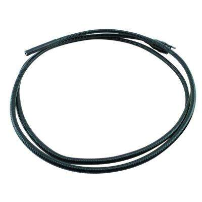 9.8 ft. 8 mm Video Inspection Probe for Inspection Cameras and Borescopes