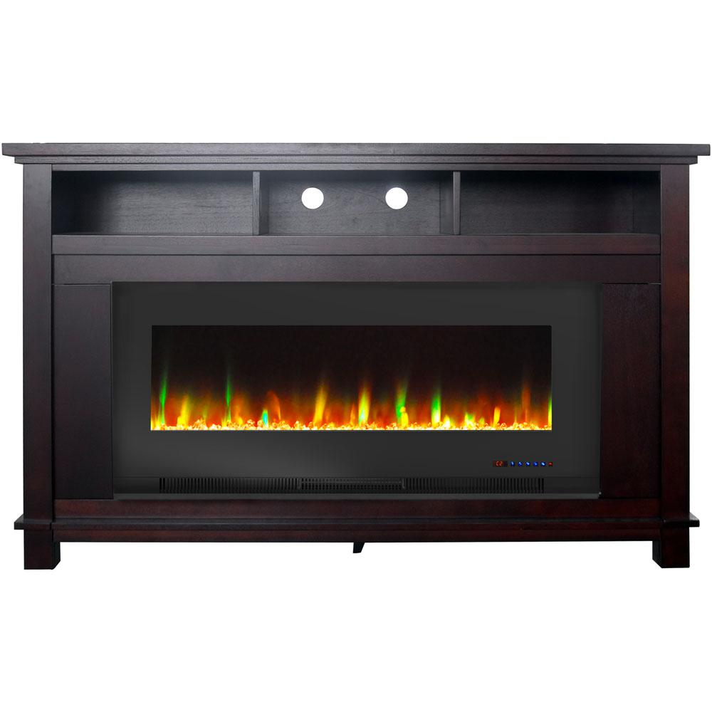 Cambridge San Jose 58 In Freestanding Electric Fireplace