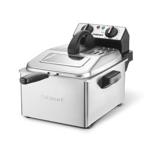Click here to buy Cuisinart Deep Fryer by Cuisinart.
