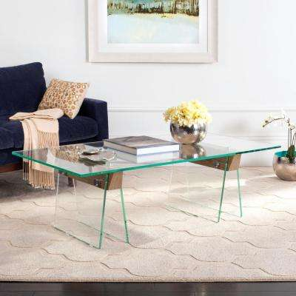 Modern Glass Loft Coffee Table Part 94