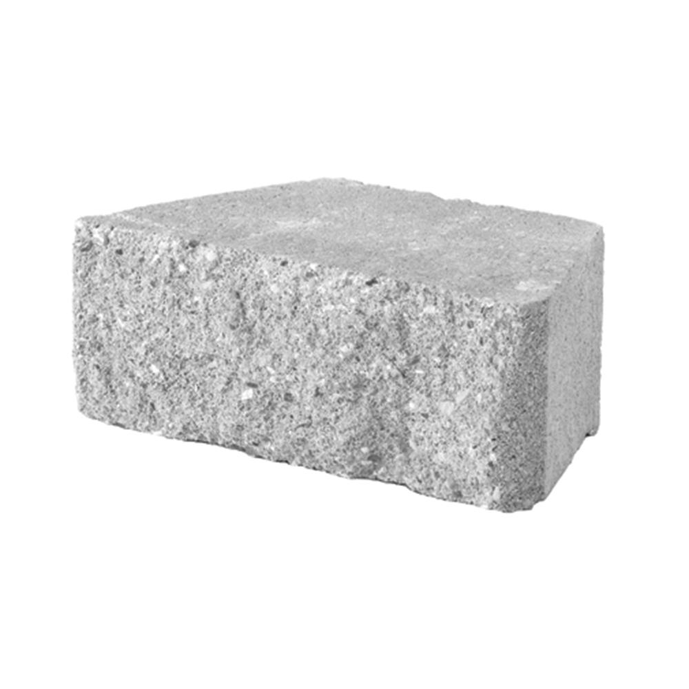 Pavestone 3 in. x 10 in. x 6 in. Gray Concrete Wall Block (280-Piece/58.4 sq. ft./Pallet)