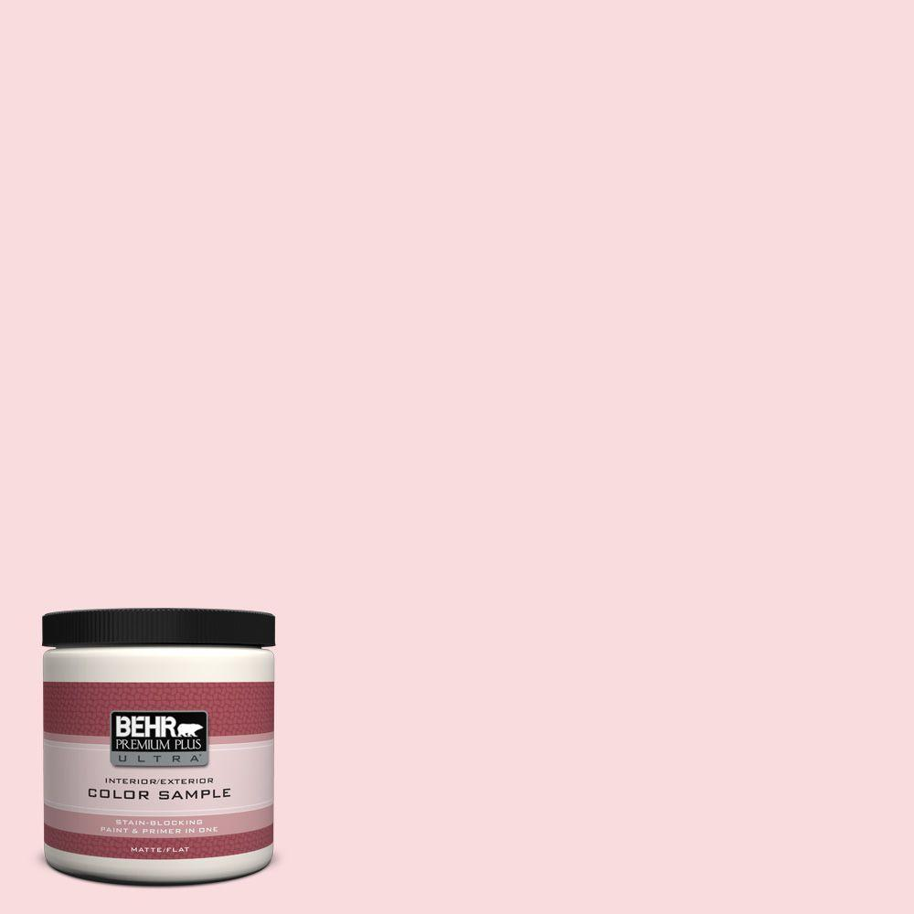 BEHR Premium Plus Ultra 8 oz. #140C-1 Southern Beauty Interior/Exterior Paint Sample