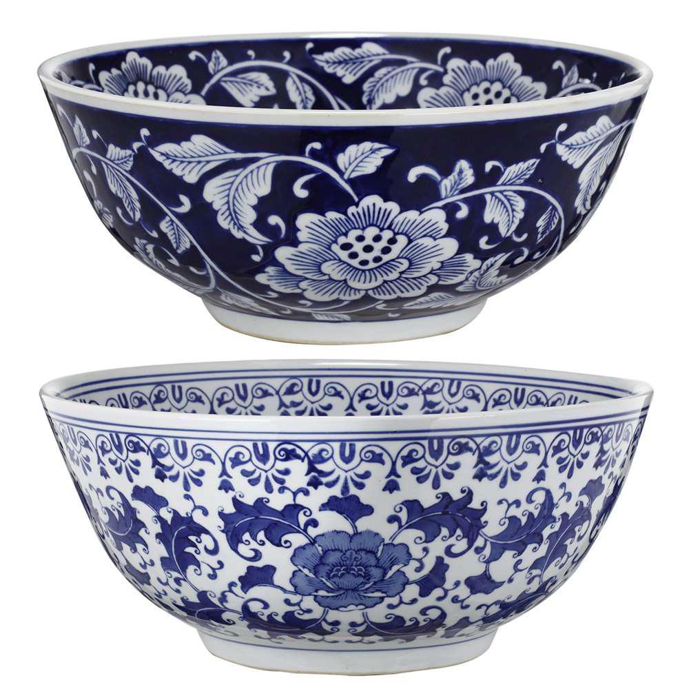 16 ...  sc 1 st  Home Depot & Decorative Plates \u0026 Bowls - Decorative Storage - The Home Depot