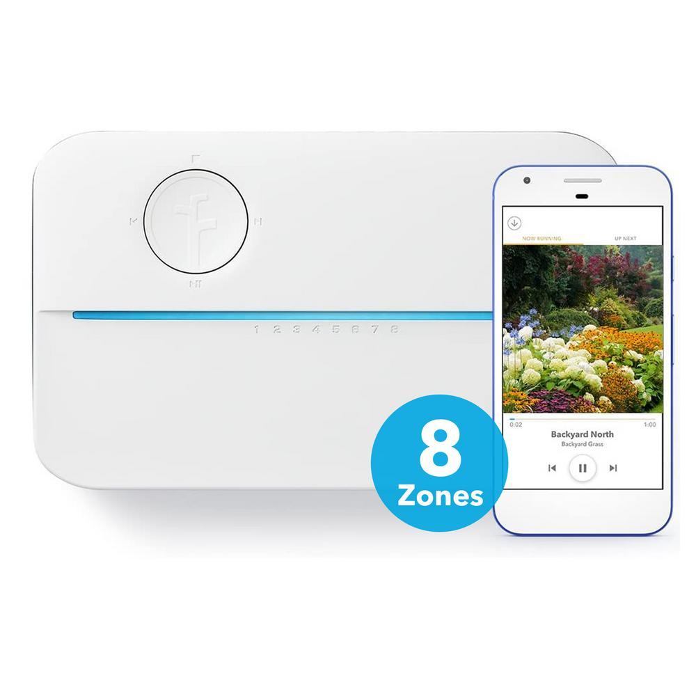 Rachio R3 Smart Sprinkler Controller, 8 Zone