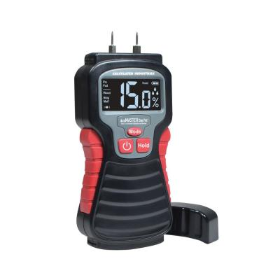 AccuMASTER Duo Pro Pin and Pinless Moisture Meter for Wood and Building Materials