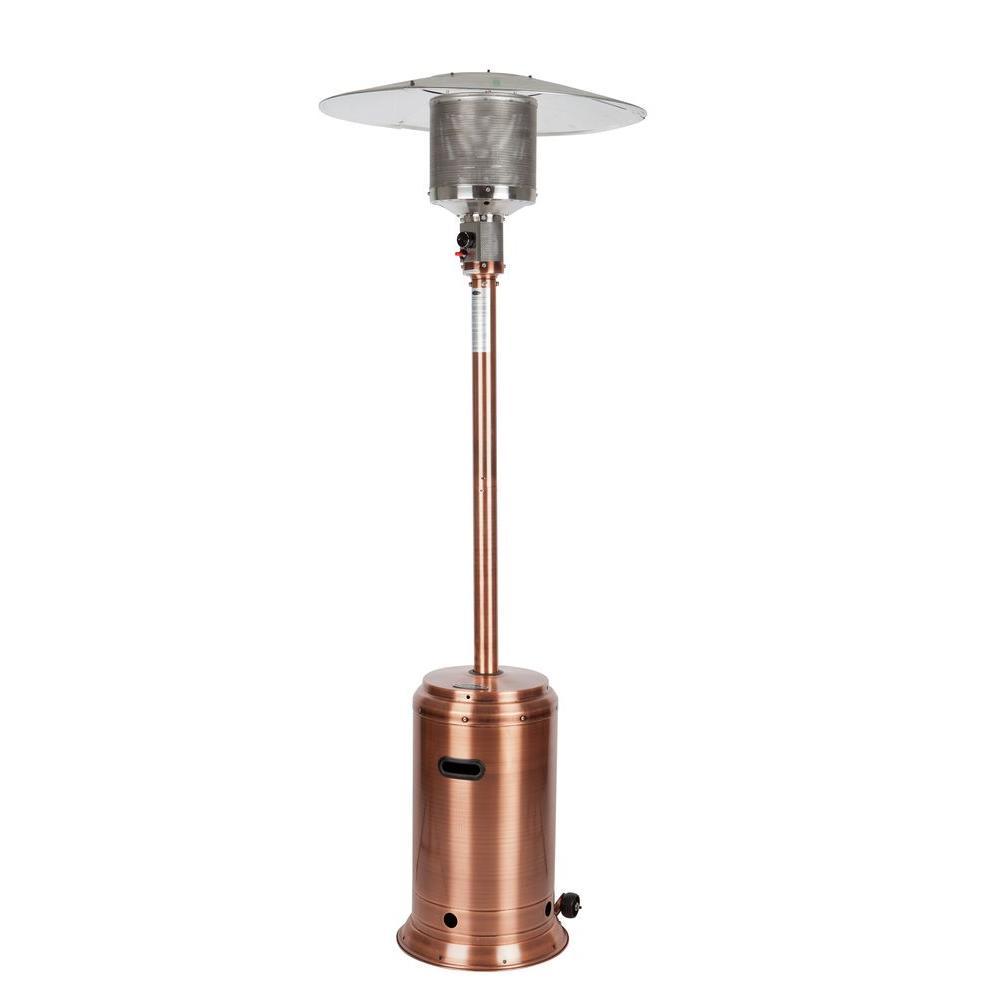 46 000 Btu Copper Commercial Propane Gas Patio Heater