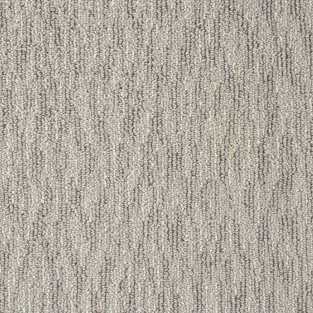 Oceanic Tweed - Color Alloy 12 ft. Carpet