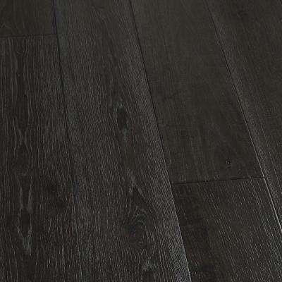 Take Home Sample - Hickory Scripps Engineered Click Hardwood Flooring - 5 in. x 7 in.