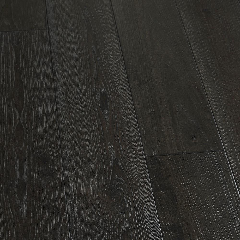 Malibu Wide Plank Take Home Sample Hickory Scripps Engineered Click Hardwood Flooring 5 In. X 7 In.