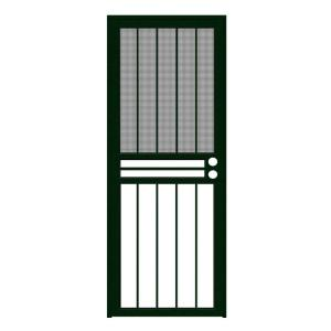 Paladin Forest Green Recessed Mount All Season Security Door. Unique Home  Designs ... Part 80