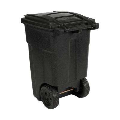 48 Gal. Wheeled Blackstone Trash Can