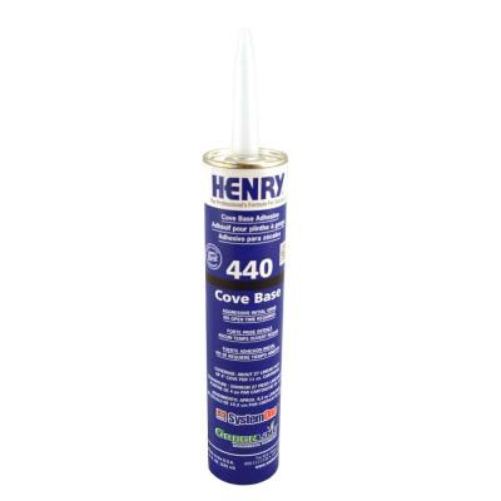 440 11 oz. Cove Base Adhesive