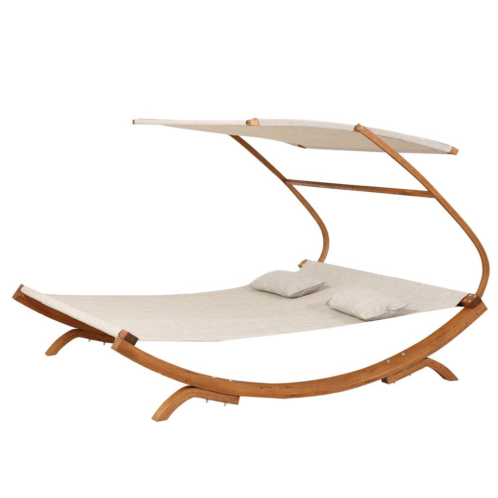 Noble House Marrakech 7ft. Free Standing Outdoor Hammock