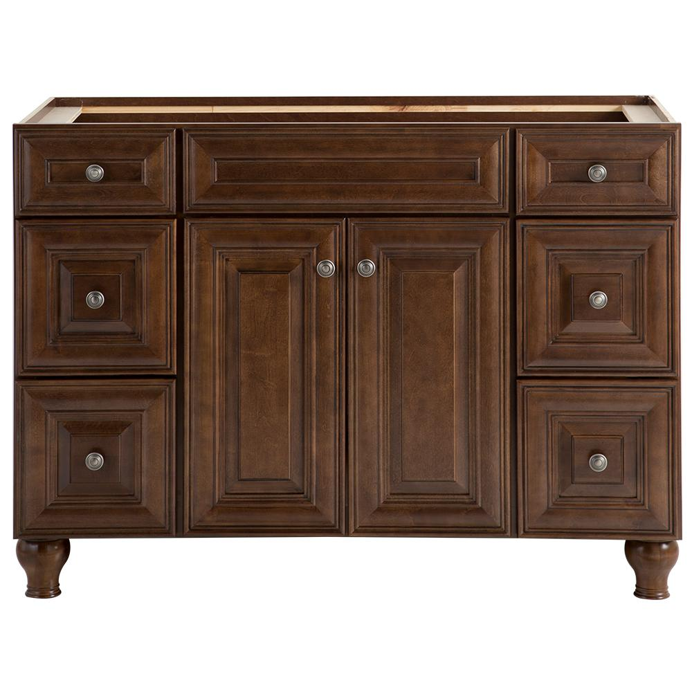 Home Decorators Collection Templin 48 in. W Vanity Cabinet ...