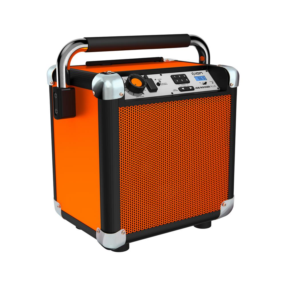 Audio Job Rocker Plus Rugged Wireless Jobsite Sound System