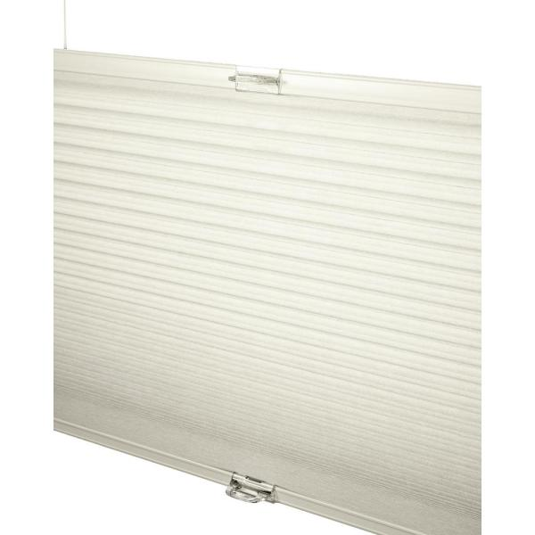 Chicology Cut To Width Winter White 9 16 In Cordless Cellular Shades 36 In W X 72 In L Ct Bw I 36 72 The Home Depot