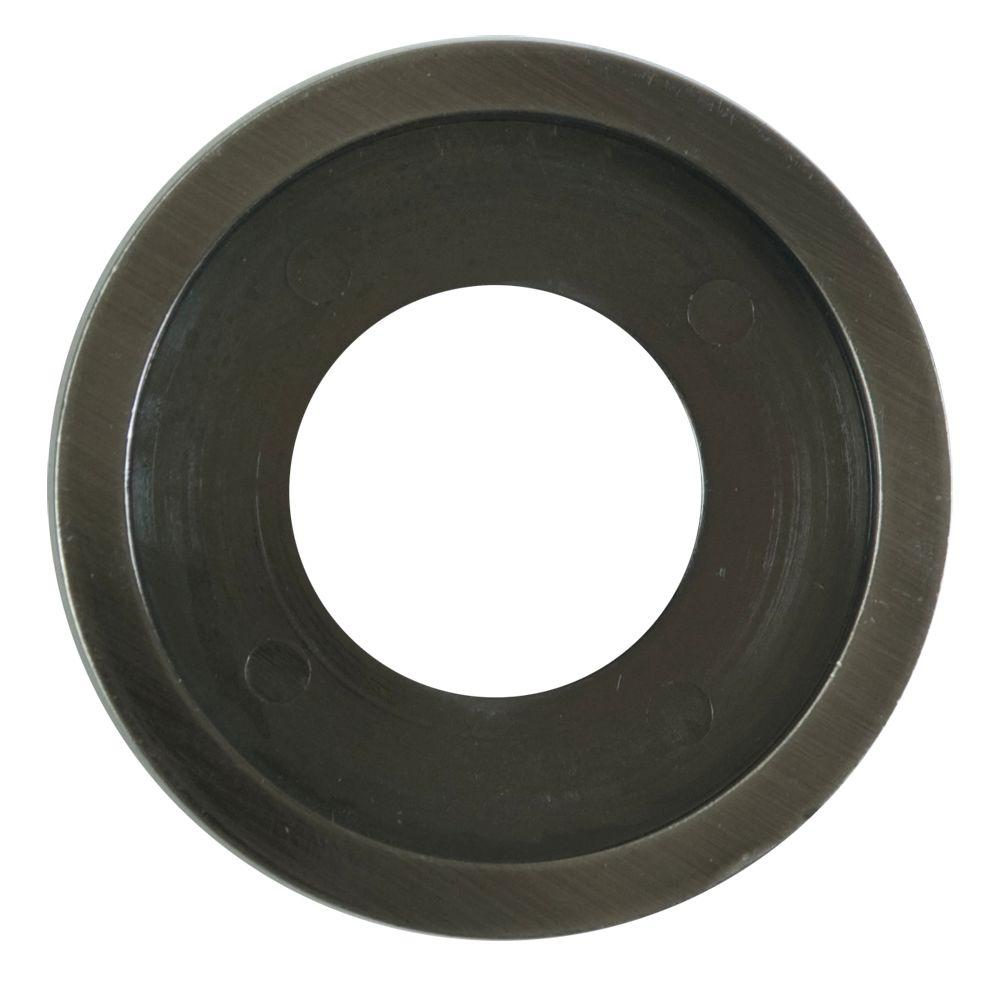 Decorative Gas Valve Flange Ring in Pewter