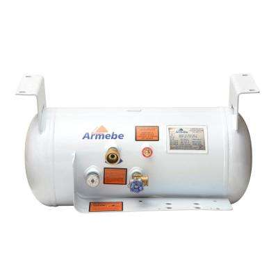 12 in. x 28 in. Horizontal RV Propane Tank, ASME 12.2 Gal.