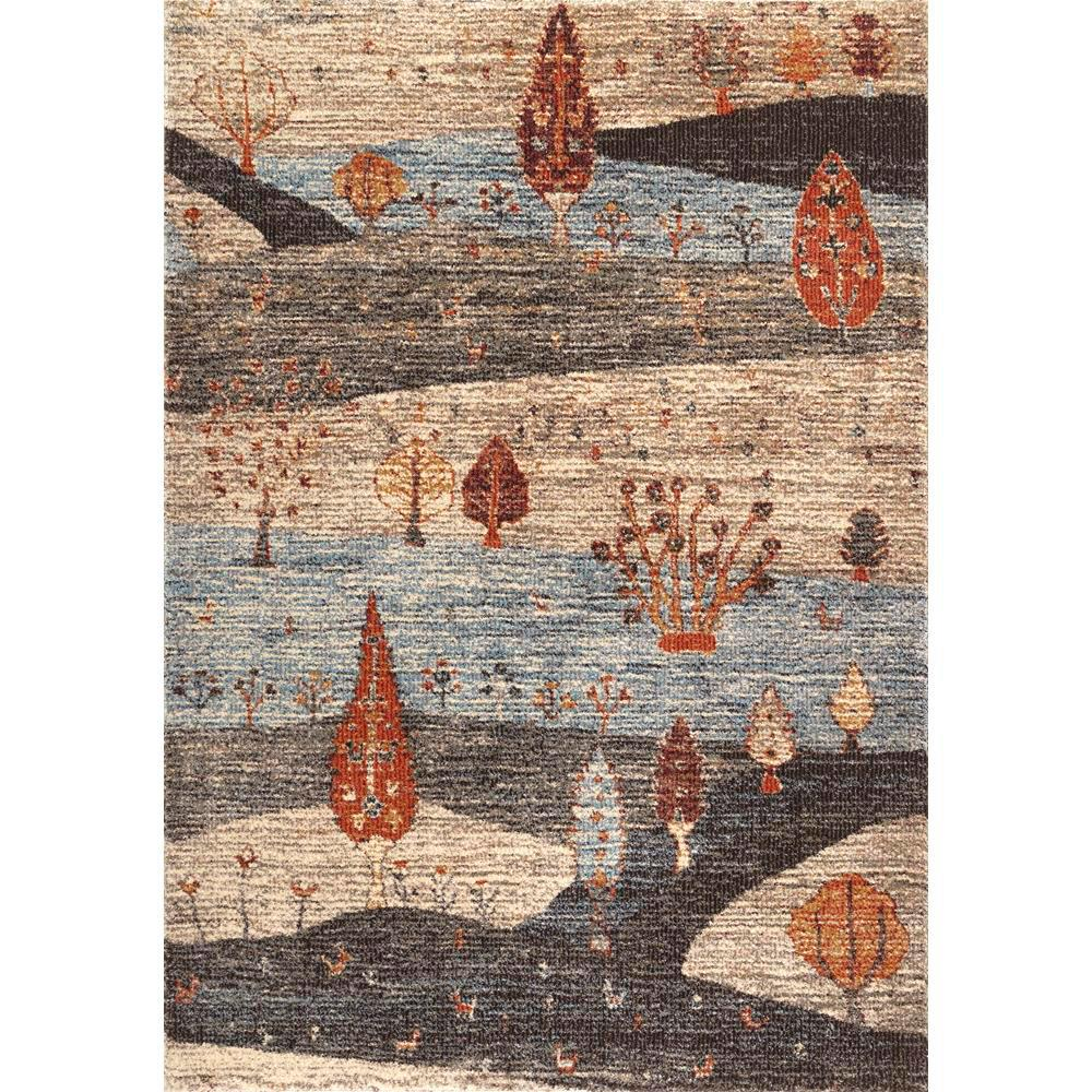 Nuloom Glenda Transitional Countryside Blue 8 Ft X 10 Ft Area Rug