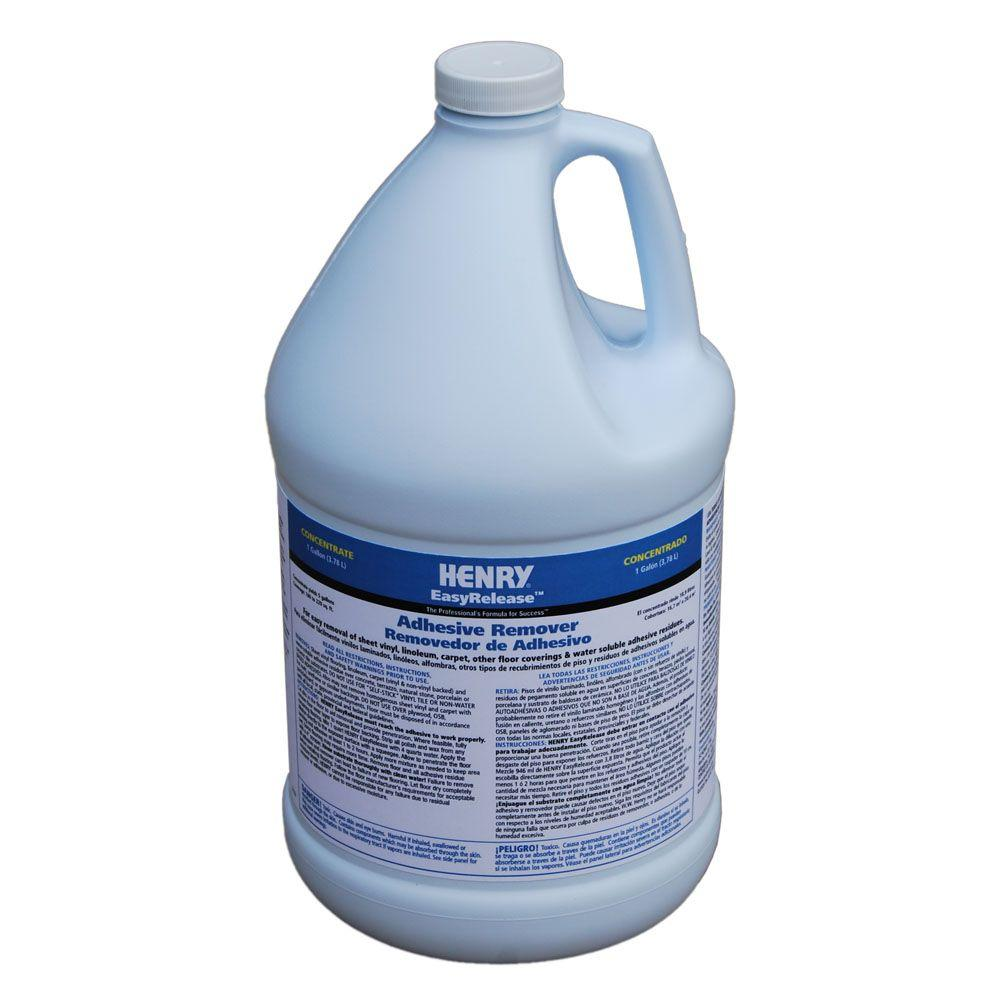 Henry Easy Release 1 Gal. Adhesive Remover