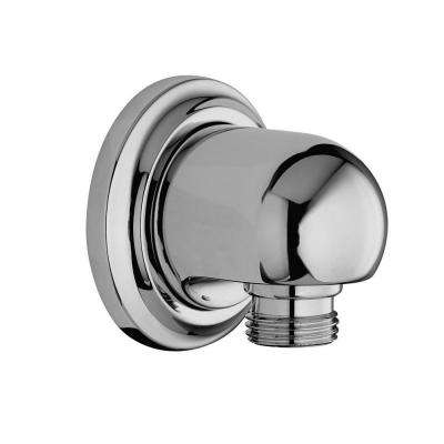 Bancroft Supply Elbow in Polished Chrome for Performance Showering Systems