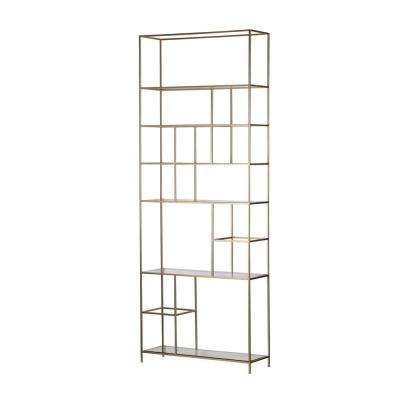 Event Contemporary Champagne Gold Etagere