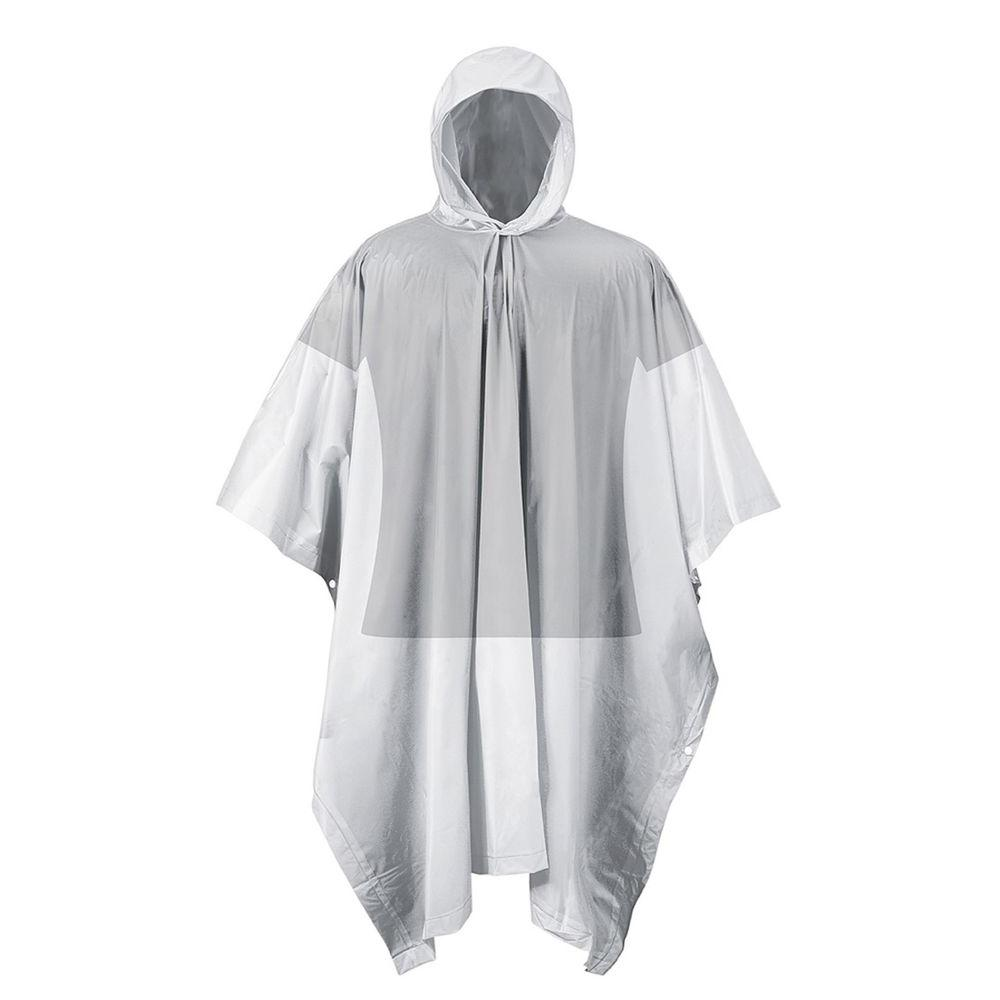 XT Series Clear Adult Rain Poncho