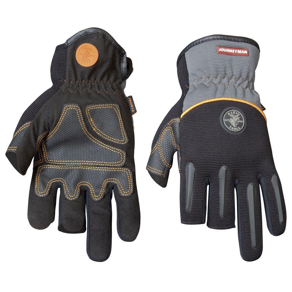 Klein Tools Journeyman Pro Framer Work Gloves