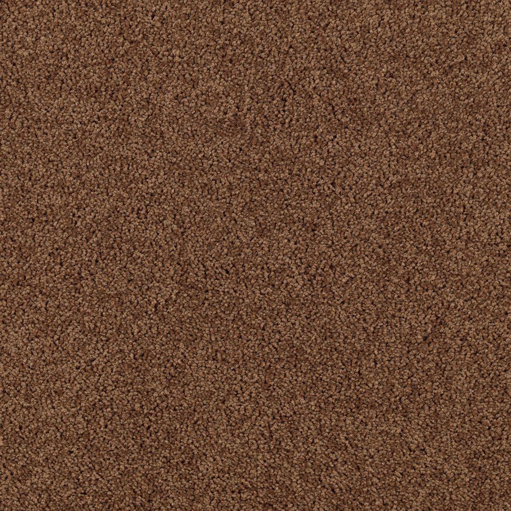 Command Perf II - Color Glazed Pecan 12 ft. Carpet