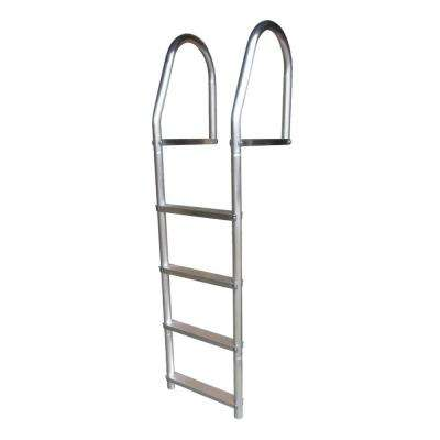 4-Step Fixed Standard Weld Free ECO Dock Ladder