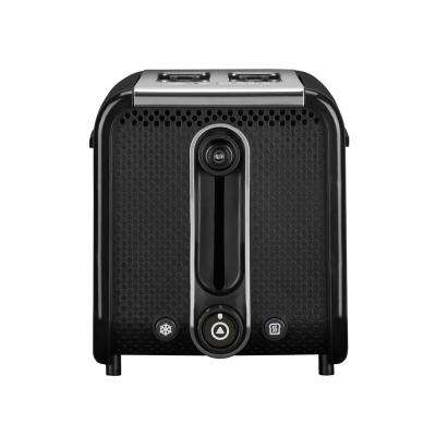 Studio 2-Slice Black/Polished Toaster