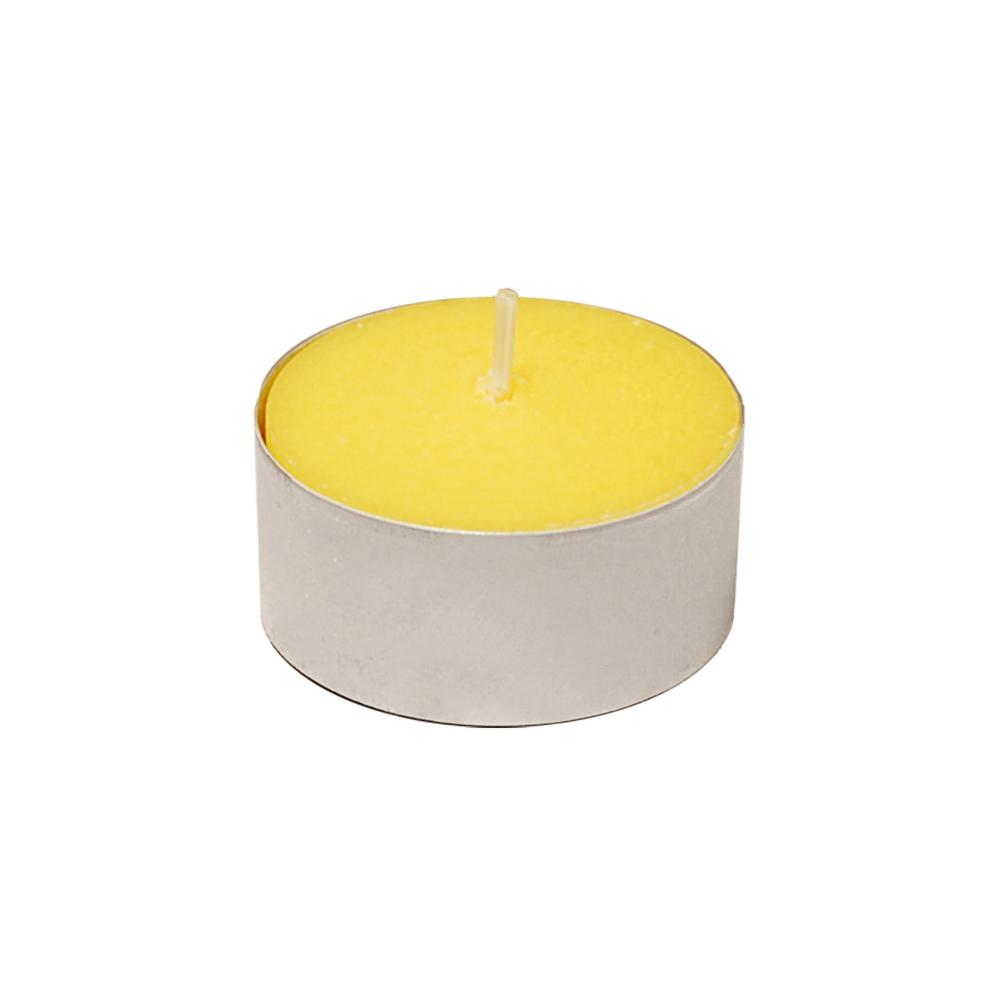 Extended Burn Citronella Tealight Candles (100-Count)
